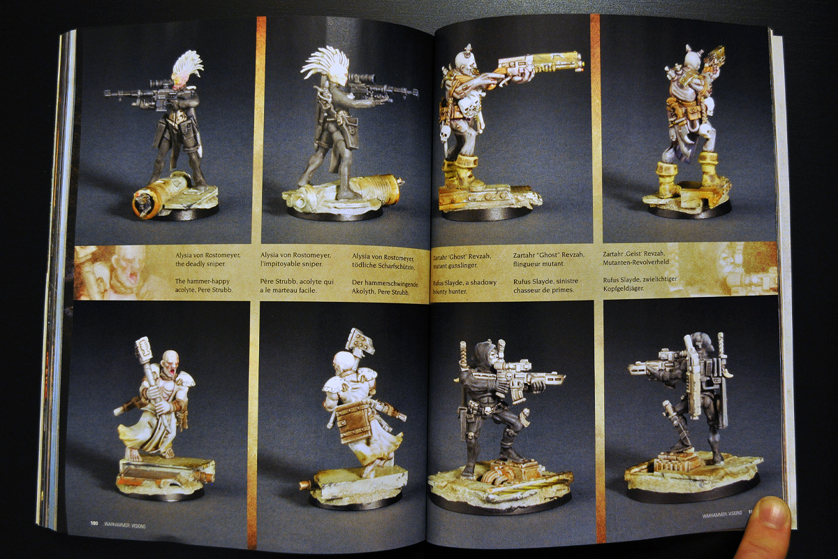 Warhammer Visions March 2014 Blanchitsu (part 2 of 3)