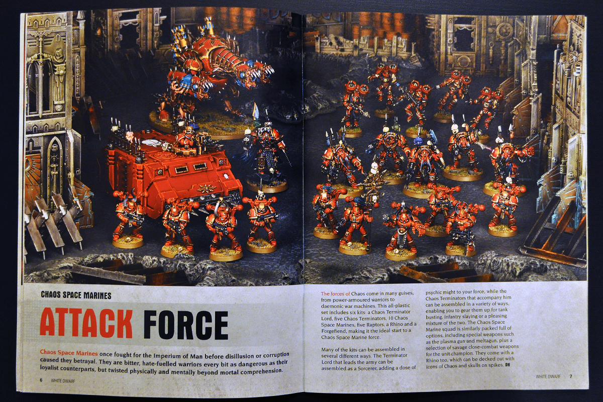 White Dwarf March 2014 Week 2 Hellbrute (part 3 of 3)