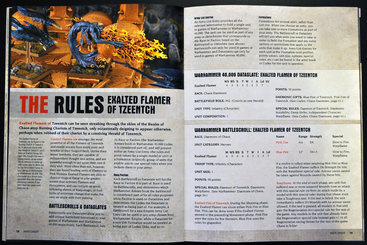 White Dwarf March 2014 Week 3 Hellbrute (part 1 of 3)