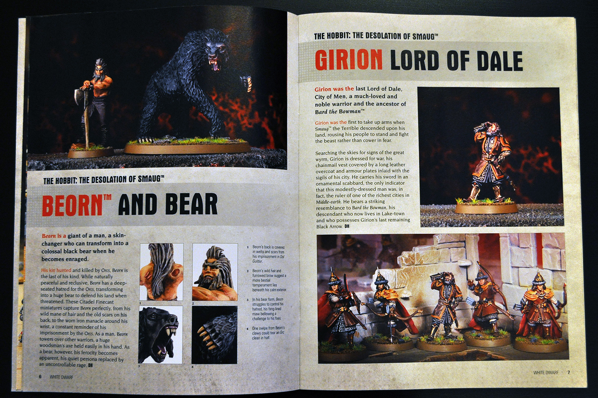White Dwarf March 2014 Week 4 (part 3 of 5)
